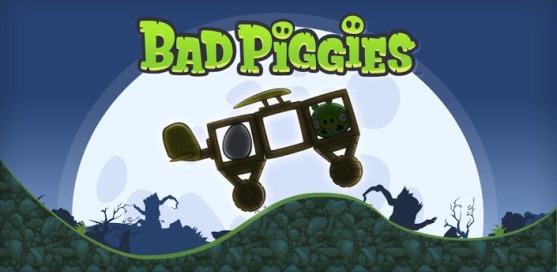 Bad Piggies - 1