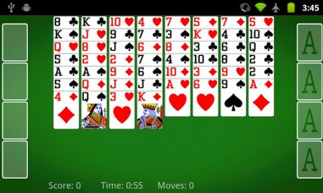 FreeCell Solitaire - 4