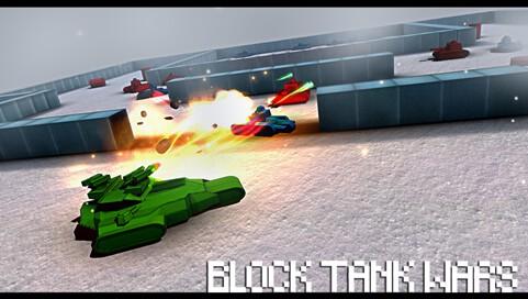 Block Tank Wars - 2