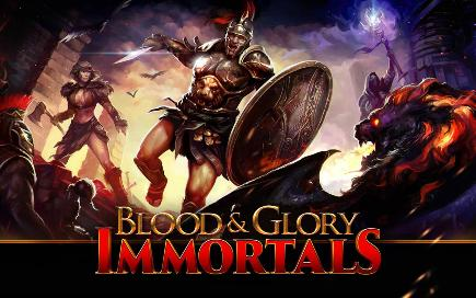 BLOOD & GLORY IMMORTALS - 1