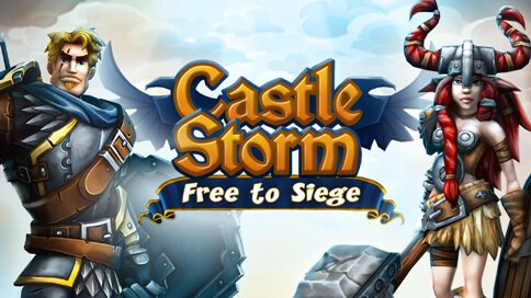 Castle Storm Free to Siege - 1