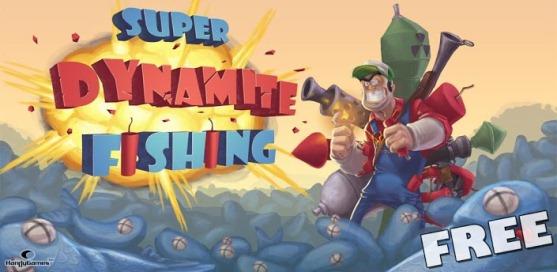 Super Dynamite Fishing - 1