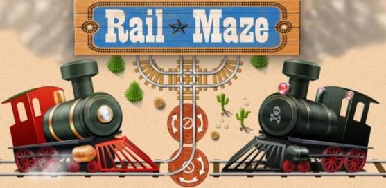 Rail Maze - 1