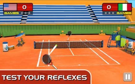 Play Tennis - 3