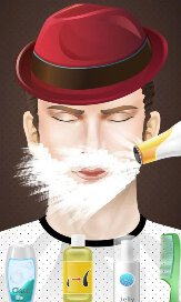 Beard Salon Free games - 2