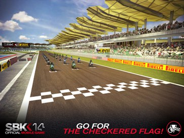 SBK14 Official Mobile Game - 3