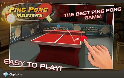 Ping Pong Masters - 1