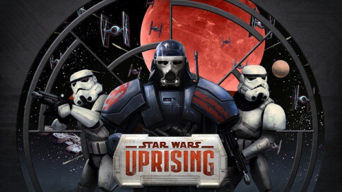Star Wars: Uprising - 1