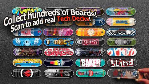 Tech Deck Skateboarding - 3