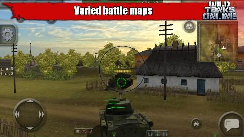 Wild Tanks Online - 4