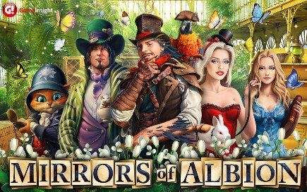 Mirrors of Albion - 4