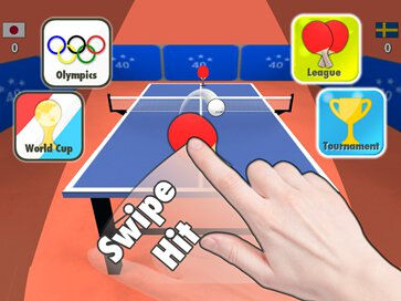 Table Tennis 3D - 1