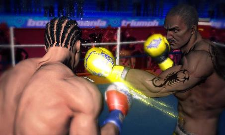 Punch Boxing 3D - 2