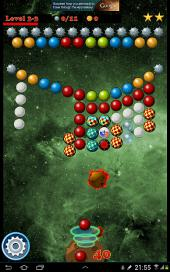 Space Bubble Shooter - 1