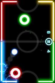 Glow Hockey 2 - 2