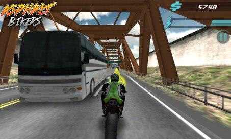 Asphalt Bikers - 33