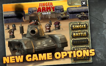 Finger Army 1942 - 3