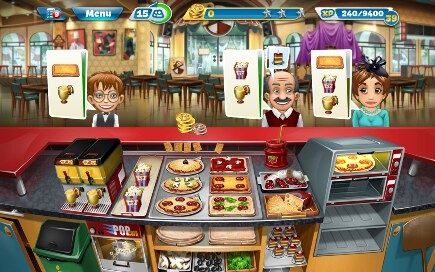 Cooking Fever - 3