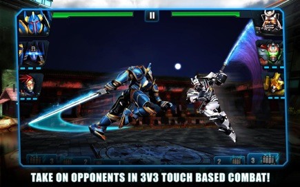 Ultimate Robot Fighting - 3
