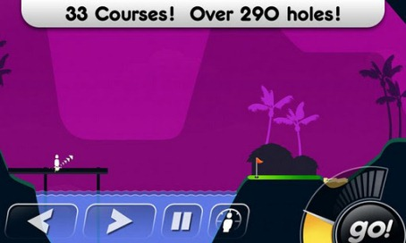 Super Stickman Golf - 2