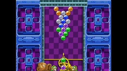 Puzzle Bobble - 1