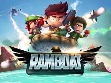 Ramboat: Hero Shooting Game - 1