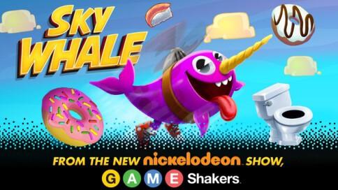 Sky Whale - 1