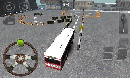Bus Parking 3D - 3