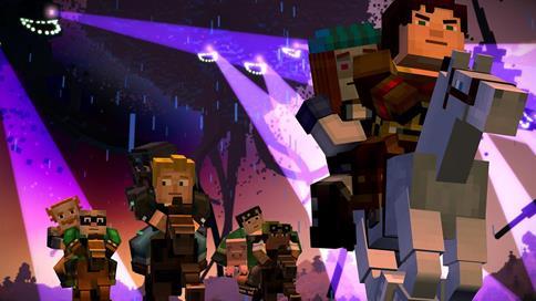 Minecraft: Story Mode - 3