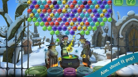 Bubble Witch Saga - 1