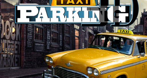 Taxi Driver 3D Cab Parking - 20