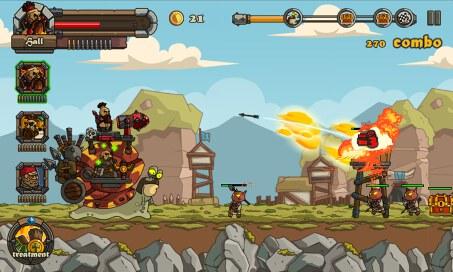Snail Battles - 2