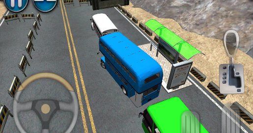 Roadbuses Bus Simulator 3D - 2