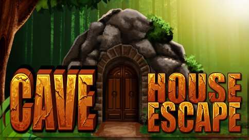 Cave House Escape - 49