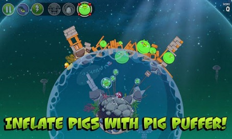 Angry Birds Space - 3