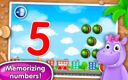 Math, Count & Numbers for Kids - 1