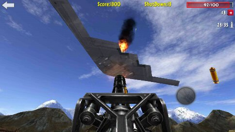 Flight and Gun 3D - 3