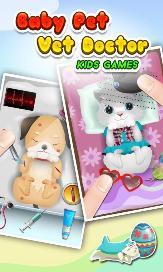 Baby Pet Vet Doctor - 1
