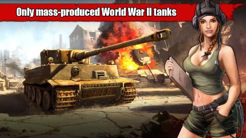 Wild Tanks Online - 1