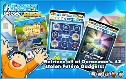 Doraemon Gadget Rush - 3