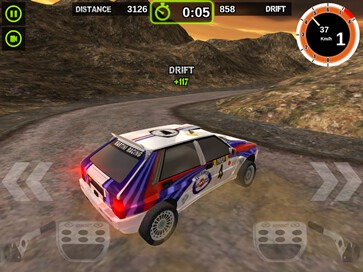 Rally Racer Dirt - 1