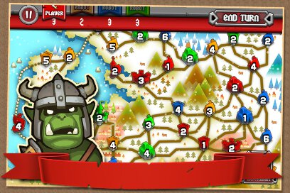 Conquer Epic of Dice Wars - 3