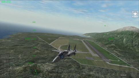 F18 Carrier Landing - 2