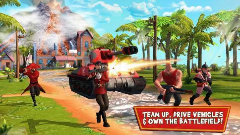 Blitz Brigade FPS online - 2