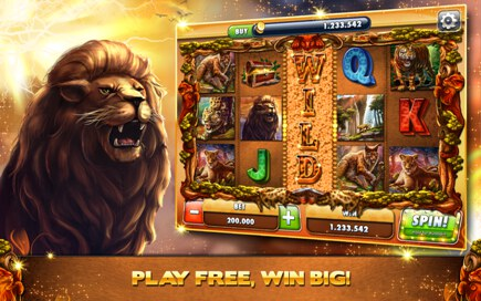 Cats and Dogs Casino Free Slots - 1