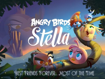 Angry Birds Stella - 21