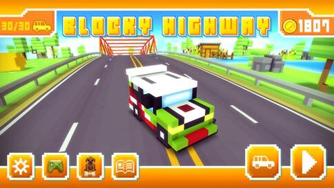 Blocky Highway - 40