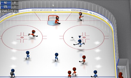 Stickman Ice Hockey - 1