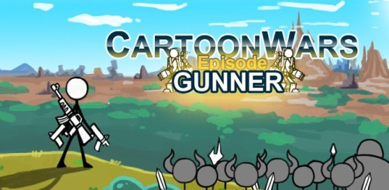 Cartoon Wars: Gunner+ - 1