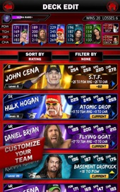 WWE Super Card - 2
